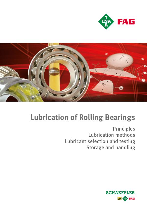 Lubrication of Rolling Bearings