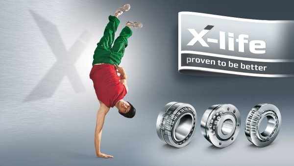 X-life – the quality seal for significant performance improvement