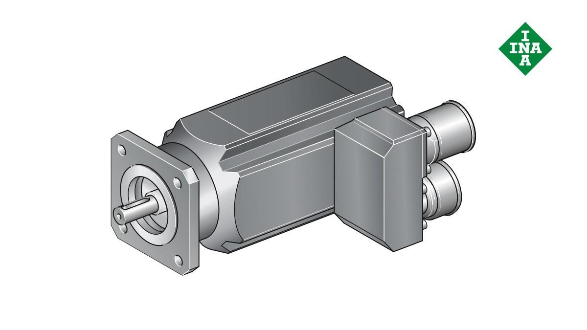 舍弗勒线性导向系统:电力驱动和控制装置