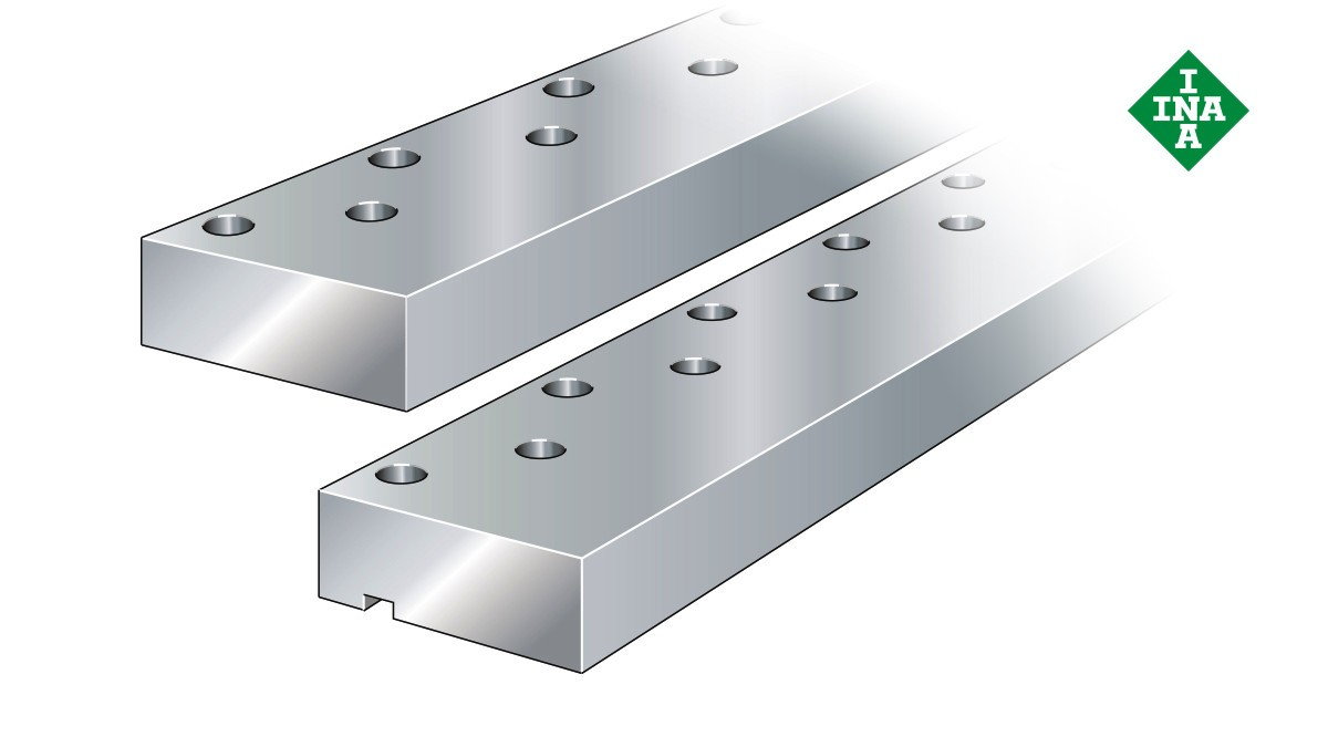 Schaeffler linear guides: Guideways