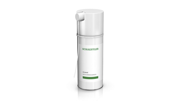 舍弗勒维护产品:润滑剂、防腐油