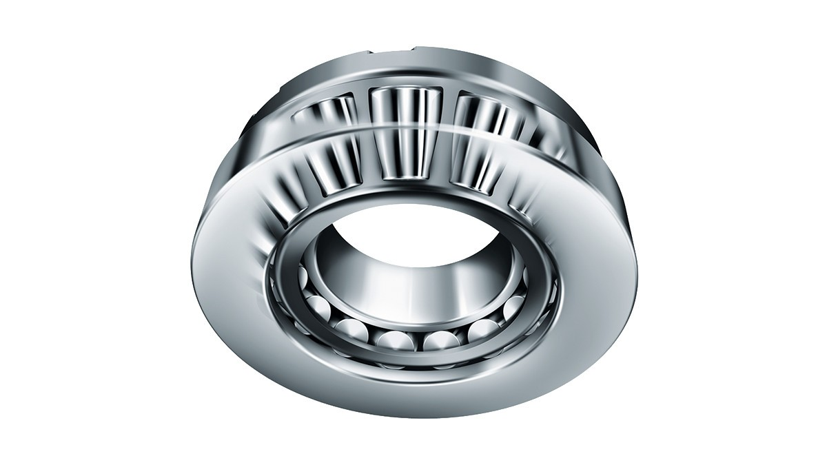 Schaeffler rolling bearings and plain bearings: Axial spherical roller bearings