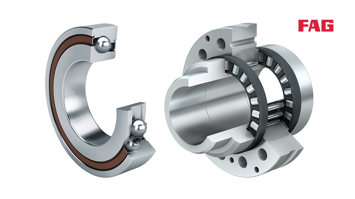 Schaeffler rolling bearings and plain bearings: Bearings for screw drives