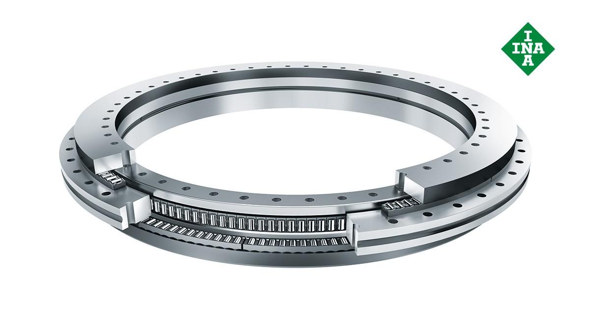 Schaeffler rolling bearings and plain bearings: Rotary table bearings