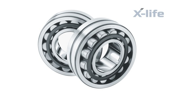 Schaeffler rolling bearings and plain bearings: Swivel-joint roller bearing for vibration machines