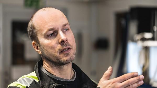 Mikael Eriksson,Kåge锯木厂的经营者
