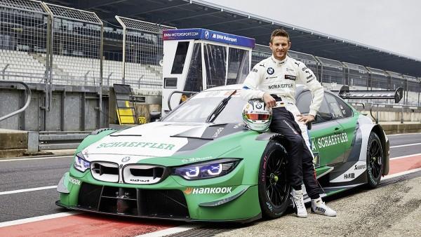 舍弗勒携手宝马公司再次出征DTM新赛季
